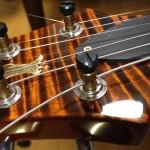 初めてのエレキギターの弦交換のやり方。弦の張り方の順番とは